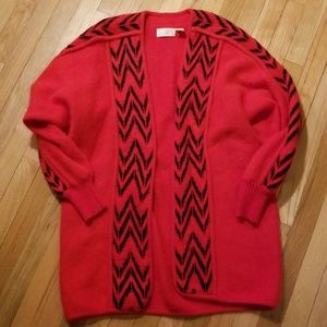 Vintage Oversized Angora Cocoon Sweater size S
